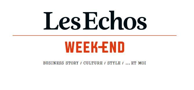 Les Echos – ESPRIT WEEK-END